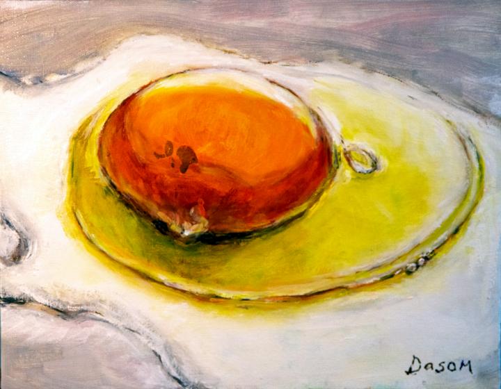 오늘의 그림:  계란