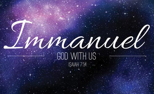 이사야서 7장:  임마누엘